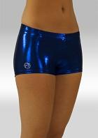 wetlook marineblå
