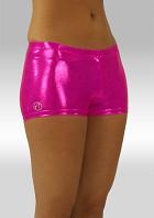 Hotpants wetlook rosa